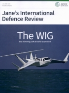 Janes International Defence Review Junij2019_1_naslovnica