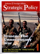 Defense Foreign Affairs_Strategic policy1_naslovnica