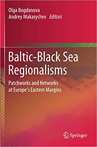 Baltic Black Sea regionalisms 1naslovnica