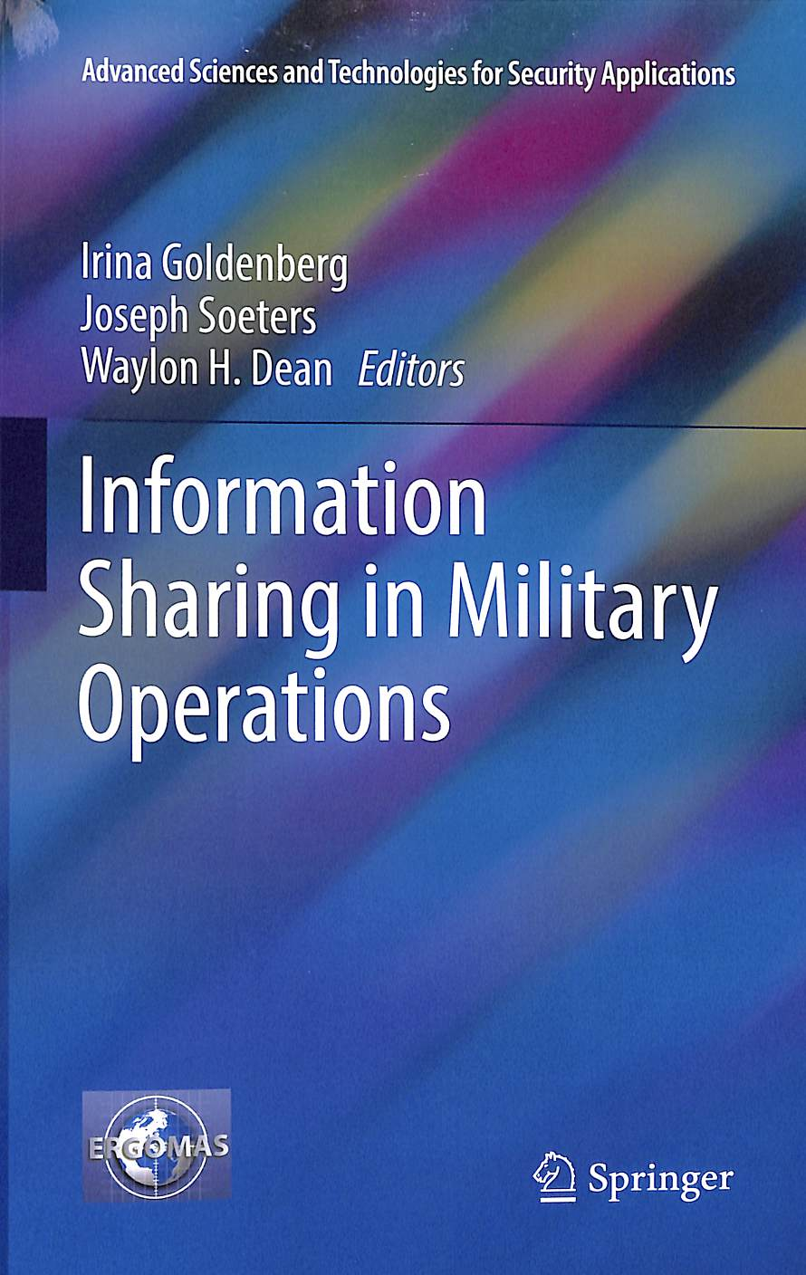 Information sharing in military operations 1naslovnica