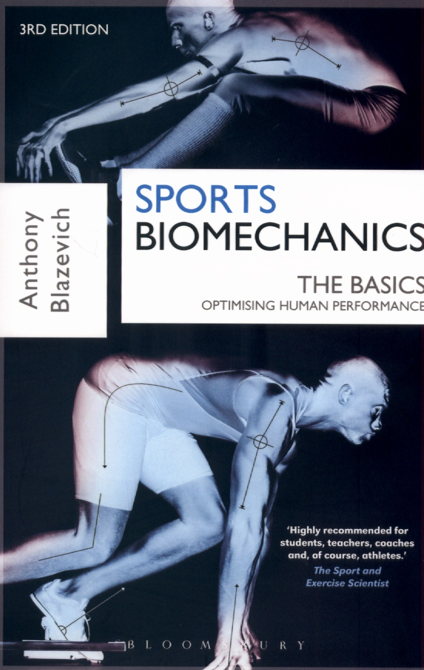 Sports biomehanics naslovnica